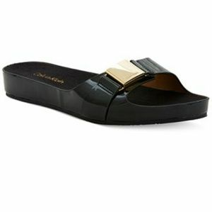 New Calvin Klein women's Marlie slide sandals